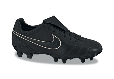 NIKE - Air Legend II FG Black
